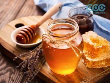 công dụng bất ngờ của mật ong trong làm đẹp
