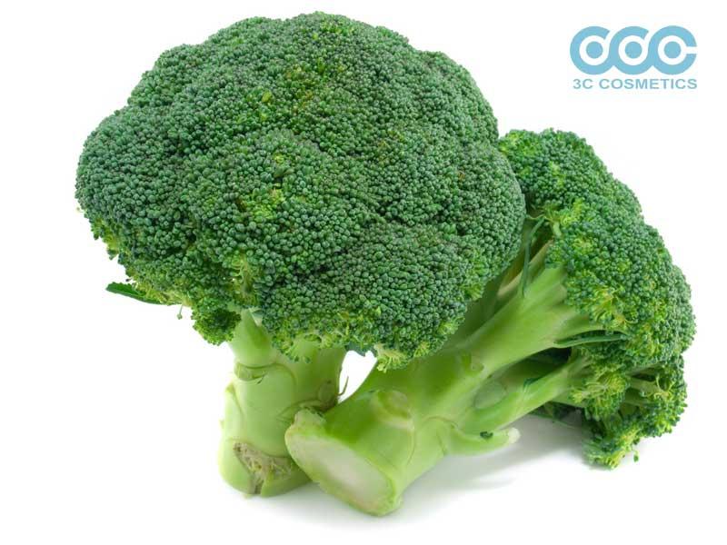 Công dụng tuyệt vời của chiết xuất bông cải xanh