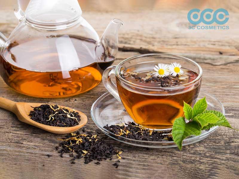 Thành phần dinh dưỡng của trà đen