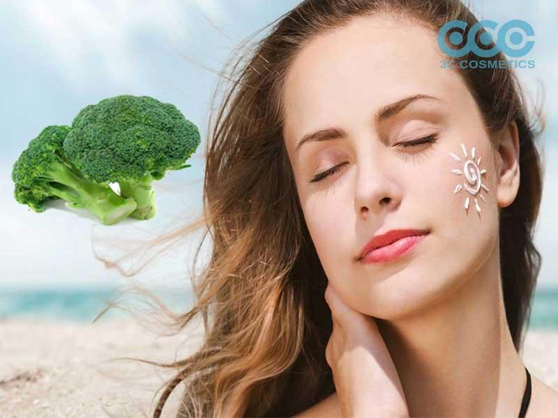 Thành phần dinh dưỡng của chiết xuất bông cải xanh
