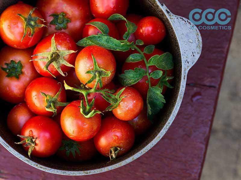 Công dụng làm đẹp từ cà chua