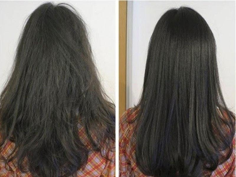 Tóc khô rối không còn lo ngại vì đã có dược liệu vàng